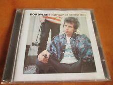 Bob Dylan - Highway 61 Revisited cd   9 tracks 1967 used vgc