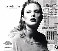 Taylor Swift REPUTATION CD NEW Look What You Made Me Do  Ready For It
