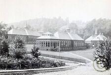 "BETHLEHEM, PA ""St Luke's Hospital"" © 1894 Reprint Vintage Photography"