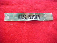 US Navy Type III Type 3 Green Digital - US NAVY tape for blouse