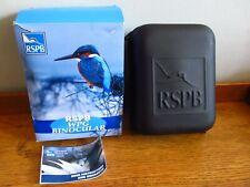 Lovely Binoculars RSPB WPG 8.5 x 42 & Case Box Hardly Used
