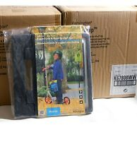 Box of 10 NEW Kensington SafeGrip Rugged Carry Case/Stand for iPad Air -Charcoal