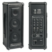 PowerWerks PW50 50-Watt Self-Contained Personal P.A. System PW 50 +Picks