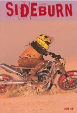 SIDEBURN #20 magazine Ronin Hodaka Triumph Harley Kawasaki Bultaco