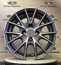 """4 Cerchi in lega Compatibili per Alfa Romeo Mito 145 146 155 da 17"""" NUOVI!!"""
