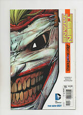Teen Titans #15 - Death Of The Family New 52! - (Grade 9.2) 2013