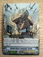 Cardfight!! Vanguard TCG - Golden Beast, Rampage Turtle - V-PR / 0044EN