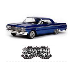 SEALED Blue Jevries Redcat Racing '64 Impala
