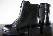 ASH SPACE Boots Damen Stiefelette Ankle Boots Stiefel Leder Schuhe Gr.36 NEU