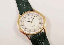 Lassale by Seiko Gold Tone Stainless Steel 5T30-8020 Sample Watch NON-WORKING