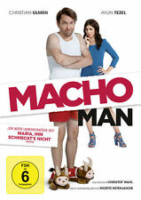 Macho Man - Christian Ulmen - Aylin Tezel - DVD