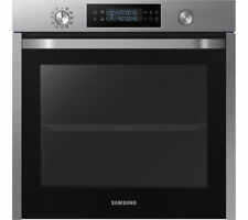 SAMSUNG Dual Cook NV75K5541RS Electric Single Oven