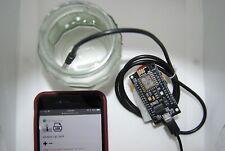 Wireless Monitor Tank  Water Level Gauge Indoor Temp Liquid Indicator