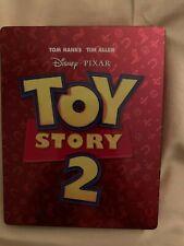 Toy Story 2 (Blu-ray/Dvd Combo) Rare Canadian Steelbook! Region-Free!