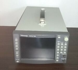 Tektronix WFM-700 HDSDI Waveform/Vectorscope