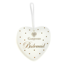 Gorgeous Bridesmaid Wedding Thank You Mad Dots Collection Plaque #LP40349