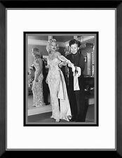 MARILYN MONROE RARE PHOTO with BORDERS Fine-Art Original Edition #cpc00147
