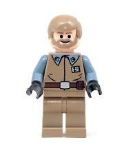 LEGO GENERAL CRIX MADINE Minifigure from StarWars set 7754 Home One Mon Calamari