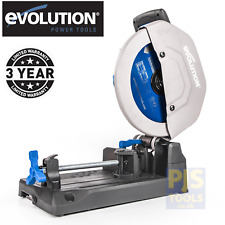 Evolution EVO355 240v RAPTOR 355mm TCT acciaio TRONCATRICE Chop 230v 3 anno garanzia