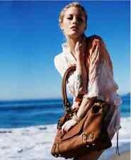 Price Drop Linea Pelle Dylan Handbag In Toffee Leather