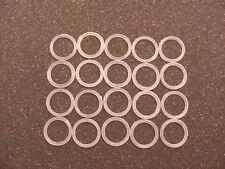 20x Dichtringe bzw. O-Ringe für HP-Flaschen(Paintballs,Gotcha,Dichtung)