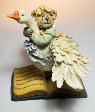 Boyds Bears: Old Mother Goosebeary - 1st Edition 1E/2510 # 2457 - Series #7