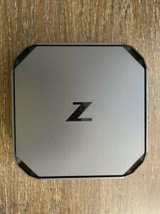HP Z2 Mini G3 Performance Workstation i7 7700 16GB 512GBSSD QuadroM620 2GB GDDR5