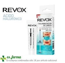 REVOX VOLUMIZZANTE LABBRA ACIDO IALURONICO 12ML IALURONICO ACID LIP PLUMPER