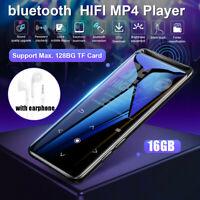 16GB bluetooth MP3 Player Bass Musik Spieler 1,8'' TFT Display SD E-book OTG