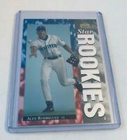 B5,858 - 1994 Upper Deck #24 Alex Rodriguez Rookie Mariners Yankees