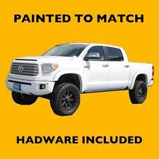 2014 2015 2016 2017 Toyota Tundra Truck Painted Fender Flares to Match - W/Bolts