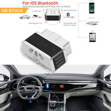 WiFi OBD2 Bluetooth Car Code Reader IOS Auto Diagnostic Scanner Tool For iPhone