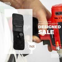 Universal Portable Waist Hanging Tool Aufbewahrungsschnalle Werkzeugholster W1A6