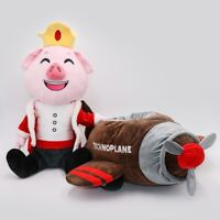 Technoplane Plush Pig Rare Youtooz Sold Out Pre Order Collectible Limited Techno