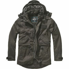 Polyester Winter Police Coats & Jackets for Men