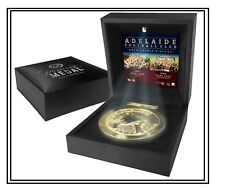 ADELAIDE AFL PREMIERSHIP MEDAL REPLICA MEDAL IN BOX OFFICIAL AFL PRODUCT
