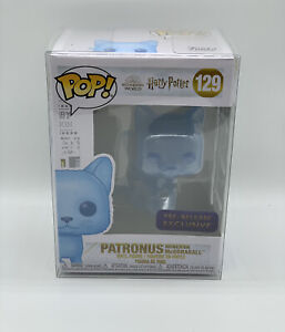 **IN HAND** FUNKO POP! HARRY POTTER 129 PATRONUS MINERVA MCGONAGALL + Protector
