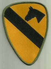 IST CAVALRY DIVISION U.S.ARMY PATCH FORT HOOD TEXAS AIR CAV SOLDIER RIFLEMAN