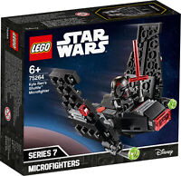 75264 LEGO Star Wars Kylo Ren's Shuttle Microfighter 72 Pieces Age 6 Years+