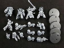 40K Dark Vengeance : Space Marines Dark Angels Deathwing Terminator Squad