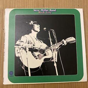 Steve Miller Band Rock Love Digipak CD