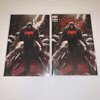 Venom #26 Inhyuk Lee Virgin Variant Set Knull Virus 1st App New Villain IN HAND!