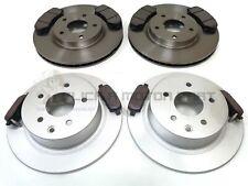 Rear Delphi Brake Pads Brake Discs 291mm Solid Nissan Qashqai//Qashqai 1.6