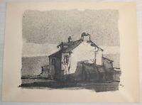JAMES TAYLOR 1925-2000 - Lithographie numérotée & Signée