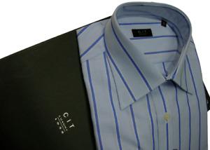 Camicia classica uomo CIT LUXURY celeste  collo classico € 48,00 (art 14215)