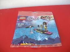 16.3.6.5 LEGO FRIENDS figurine POLYBAG 30205 LE TAPIS ROUGE DE LA POP STAR