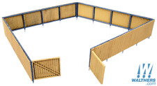 Walthers 933-3632 Cornerstone HO Corrugated Fence