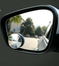 """2 PCS Rear Side View Blind Spot 2"""" Mirror Universal Car Auto Wide Angle Convex"""