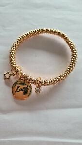 Modeschmuck  Armband ( Luck )  in Geschenkschachtel