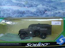 1/50 Solido Military (France)  Dodge 4x4 radiodiffusion francaise